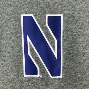 Northwestern hoodie large athletic underarmor